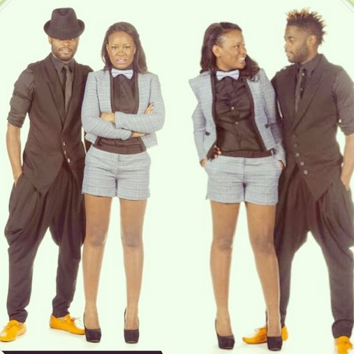 Alex Song and wife Olivia