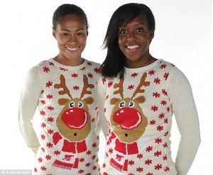 Arsenal Christmas Jumper 2
