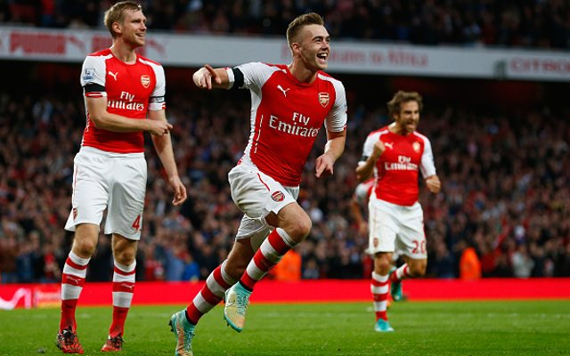 Calum Chambers Arsenal
