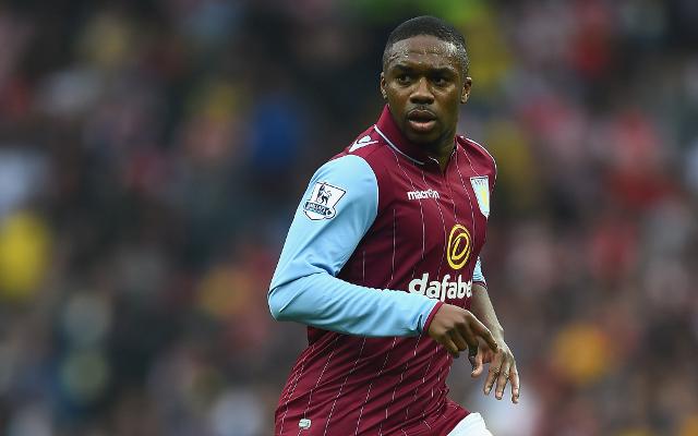 Charles N'Zogbia Aston Villa