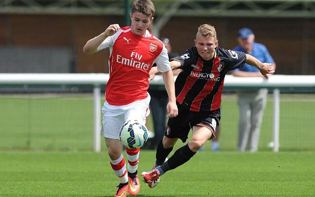 Dan Crowley Arsenal