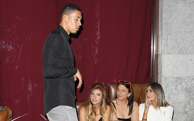 Drunk Chris Smalling