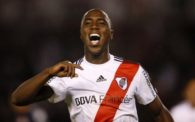 Eder Alvarez Balanta, River Plate