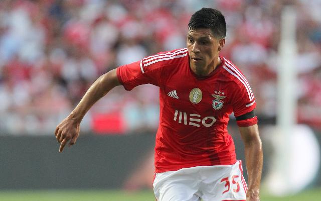 Enzo Perez Benfica