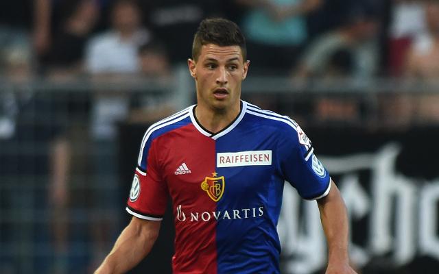 Fabian Schar Basel