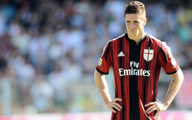 Fernando Torres AC Milan