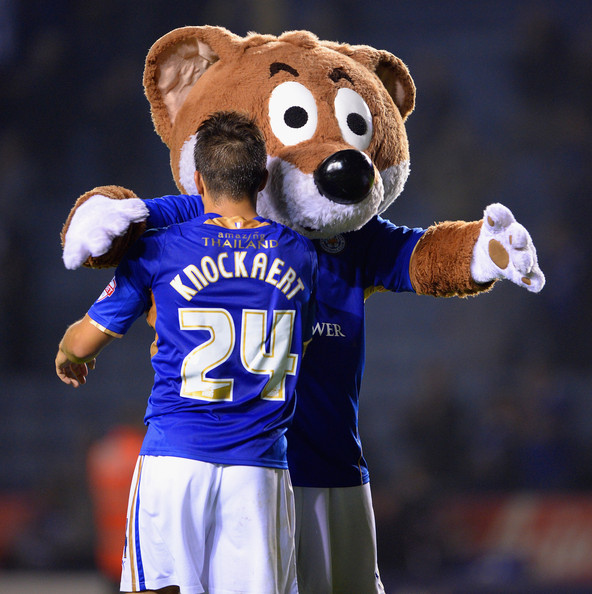 Filbert Fox - Leicester City
