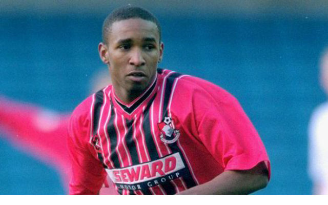 Jermain Defoe Bournemouth