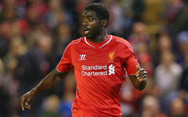 Kolo Toure Liverpool