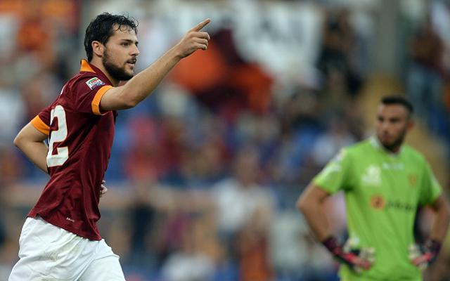 Mattia Destro AS Roma
