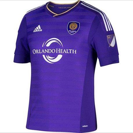 Orlando City shirt