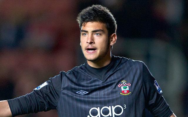 Paulo Gazzaniga Southampton