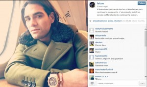 Radamel Falcao Manchester United Screenshot