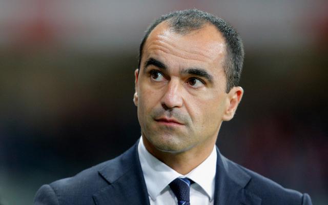 Roberto Martinez Everton