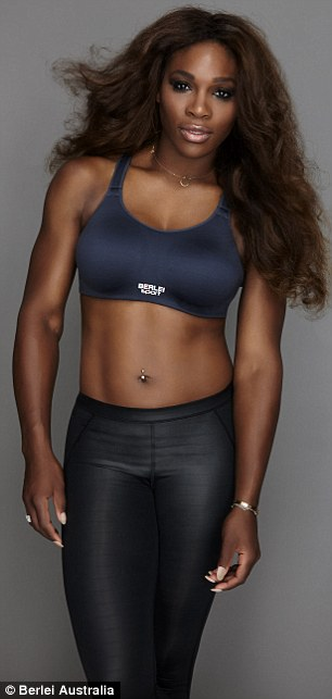 181ddab83c Images) WOW! Serena Williams Flashes The Flesh  Hot Tennis Megastar ...