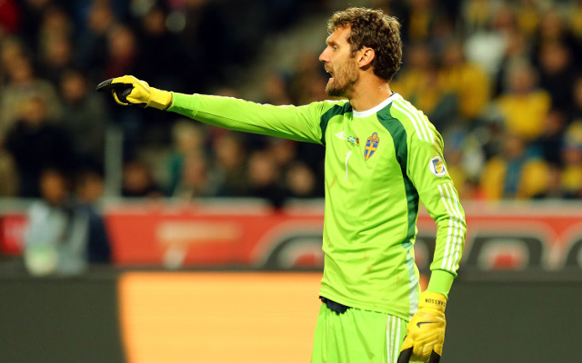 Sweden Andreas Isaksson