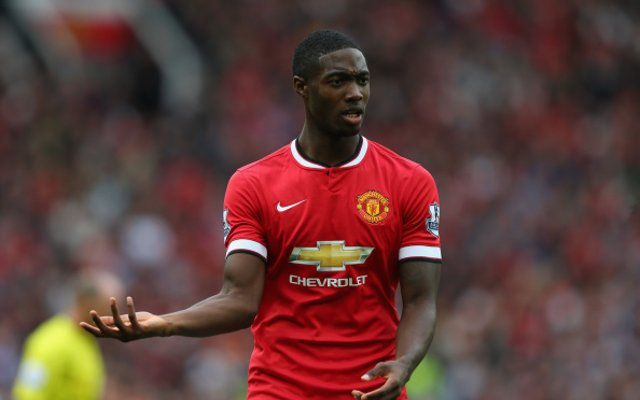 Tyler Blackett Man United