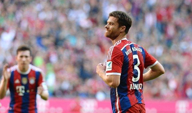 Xabi Alonso Bayern Munich