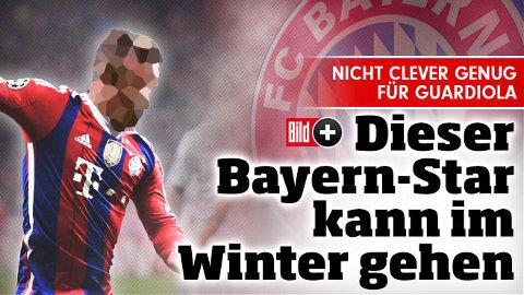 Xherdan Shaqiri Bild Bayern Munich