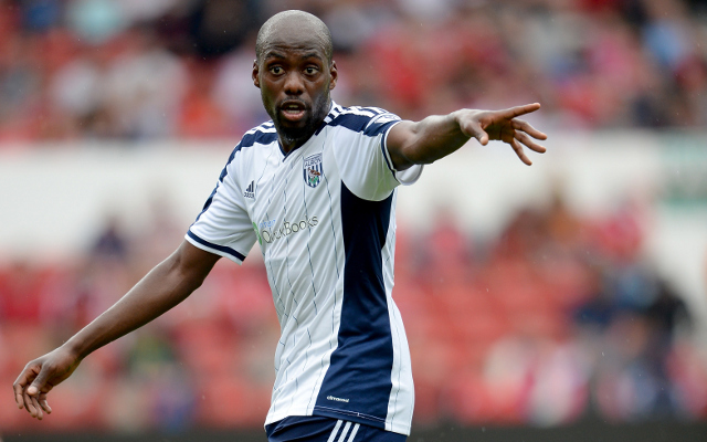 Youssuf Mulumbu West Brom