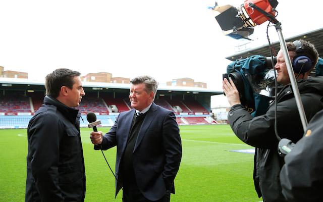 Gary Neville Sky Sports