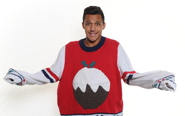 reputable site 55d45 0a3d4 See Which Sports Celebrity Bagged An 'Alexis Sanchez 17 ...