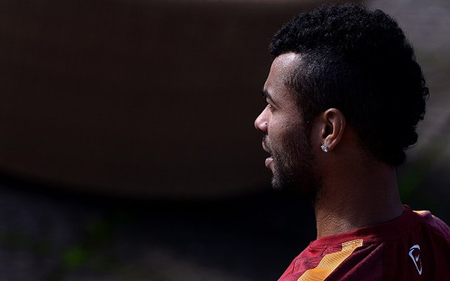Ashley Cole AS Roma