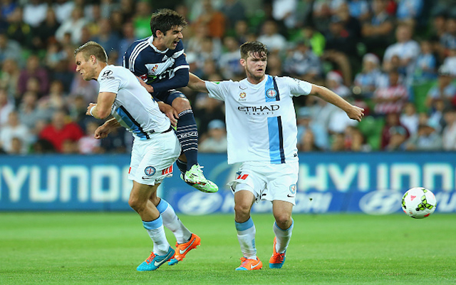Connor Chapman Melbourne City
