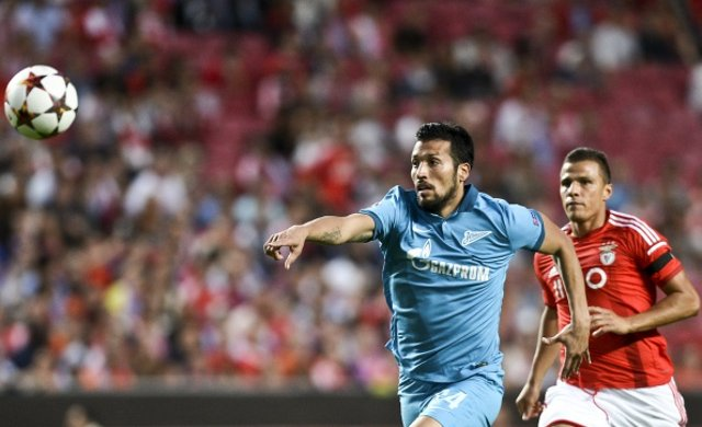 Ezequiel Garay Zenit Saint Petersburg