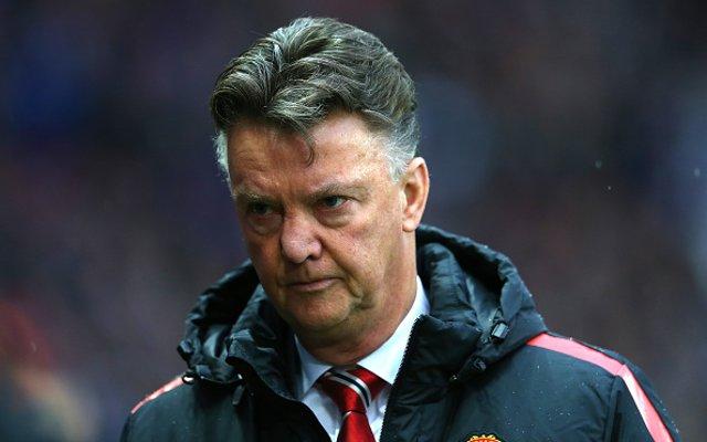 Louis van Gaal Manchester United Liverpool