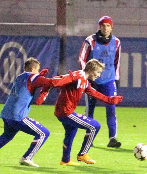 Martin Odegaard Bayern Munich 2
