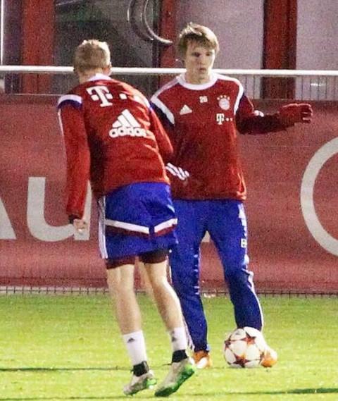 Martin Odegaard Bayern Munich