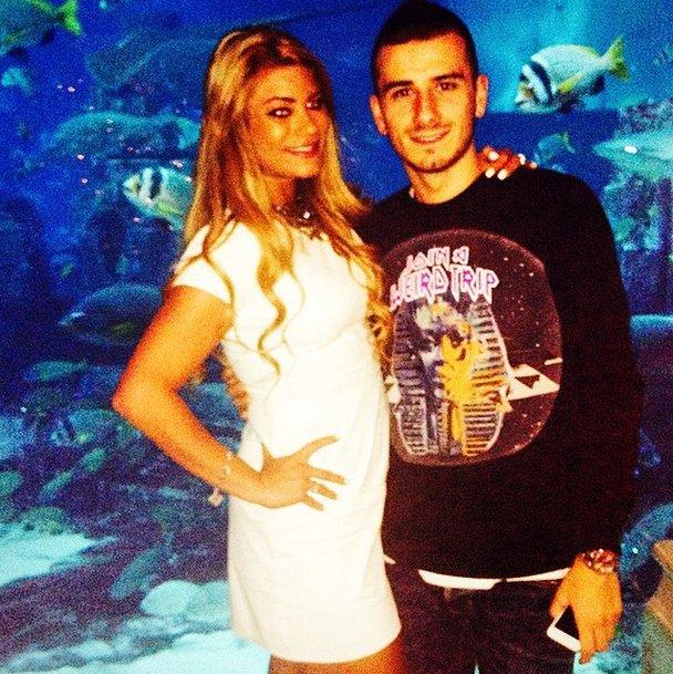 Natalie Polycarpou and Oguzhan Ozyakup