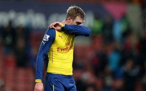 Per Mertesacker Arsenal