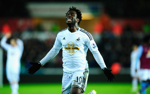 Wilfried Bony Swansea City