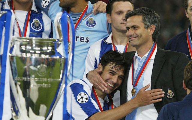 Jose Mourinho Porto