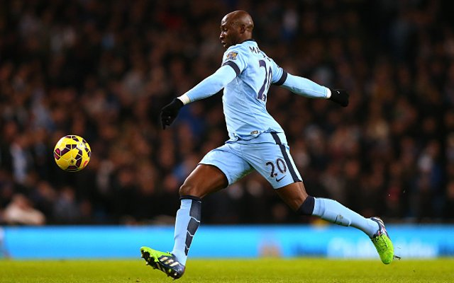Eliaquim Mangala Man City