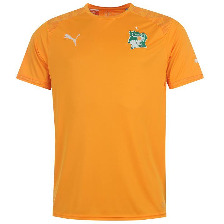 Ivory Coast home shirt