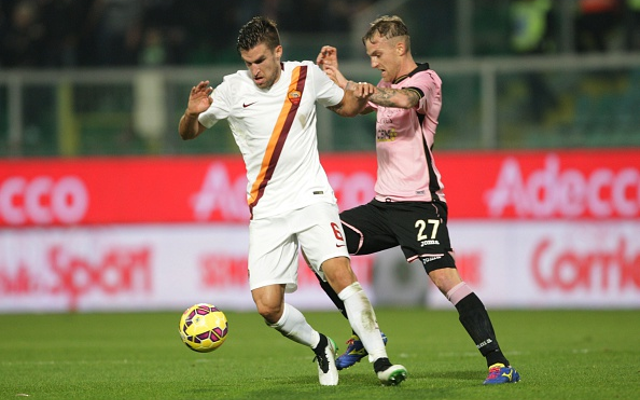 Kevin Strootman AS Roma