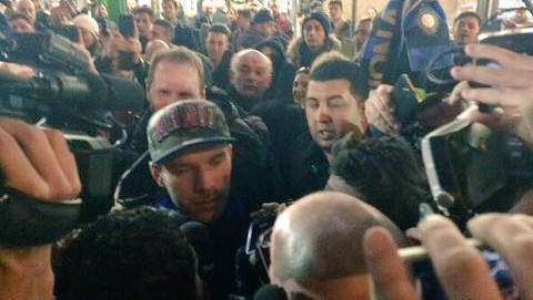 Lukas Podolski Arsenal Inter Milan 2