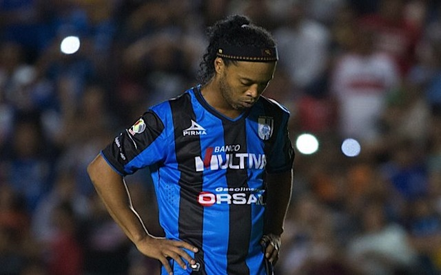 Liga MX preview: Club Leon vs Queretaro – Ronaldinho fights to save Mexican career