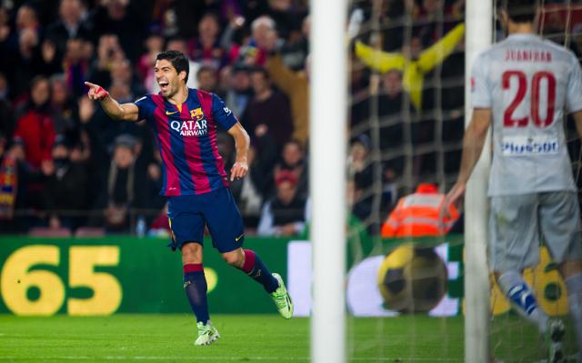 Suarez Barcelona