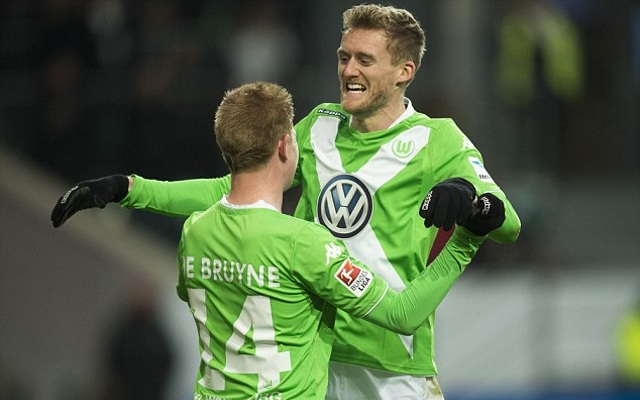 best loved caab5 9df76 Video) Wolfsburg 3-1 Inter Milan: Europa League highlights ...