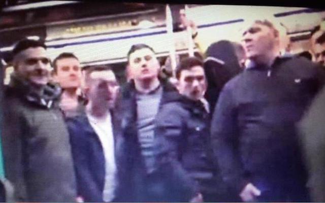 Chelsea Fans Racist
