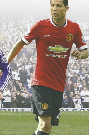 sports shoes bf269 5b464 Paul Pogba In Arsenal Shirt, Cristiano Ronaldo In New Man ...