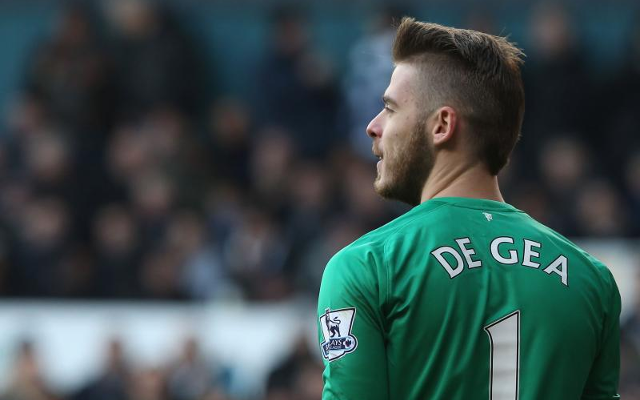 David de Gea Manchester United exit
