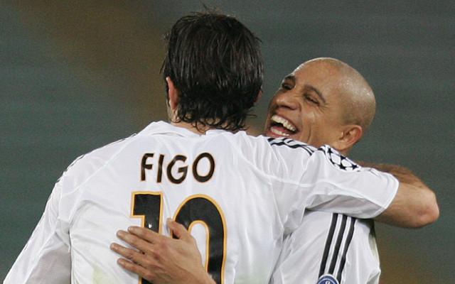 new concept bf3b0 3ed5e Roberto Carlos dream XI: Real Madrid legend names Barcelona ...