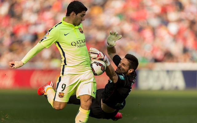 Luis Suarez - Barcelona2