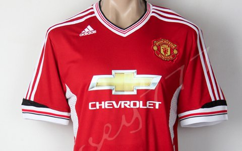 Man Utd new kit