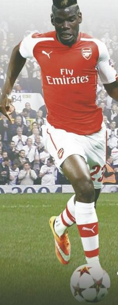 Paul Pogba - Arsenal